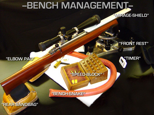 Bench management